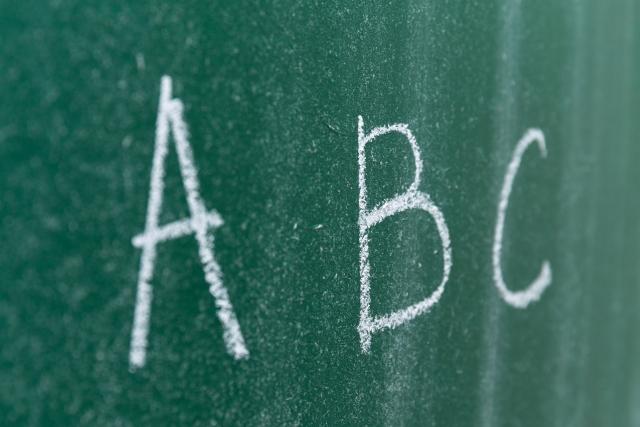 アルファベット品番