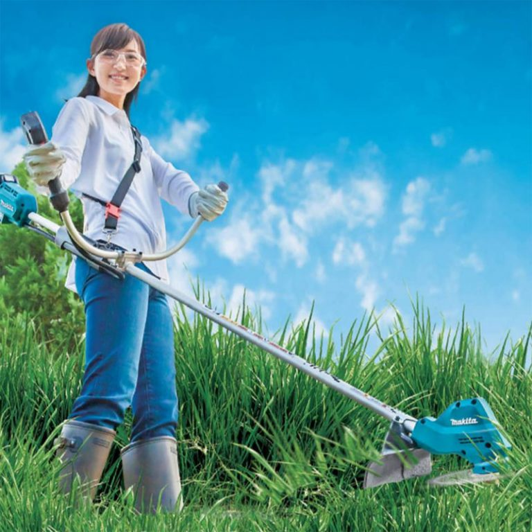 マキタ電動草刈り機のおすすめ機種と選び方のポイント